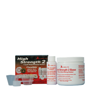Alumilite's High Strength 2