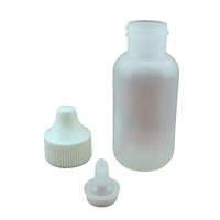 Empty 1 fl.oz. Dropper Bottle Kit (12 pk) bottles, dropper, alcohol, inks, applicator